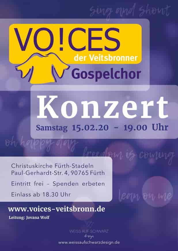 Voices Veitsbronn